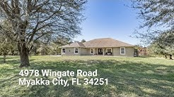4978 Wingate Road Myakka City FL 1080p 2