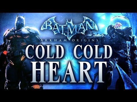 Batman: Arkham Origins - Cold, Cold Heart (Full DLC Walkthrough)