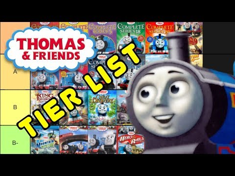 Thomas & Friends Seasons And Specials RANKED