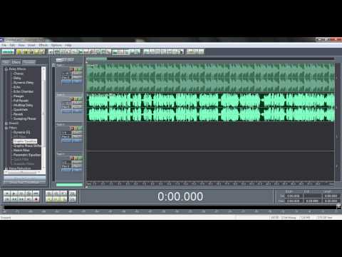 Studio Quality Vocals in Cool Edit Pro: Part 3 (how to record)