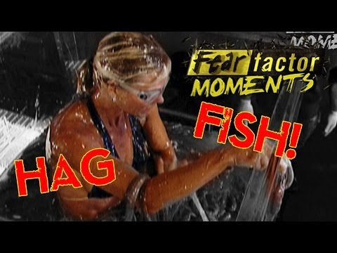 Fear Factor Moments | Hag Fished