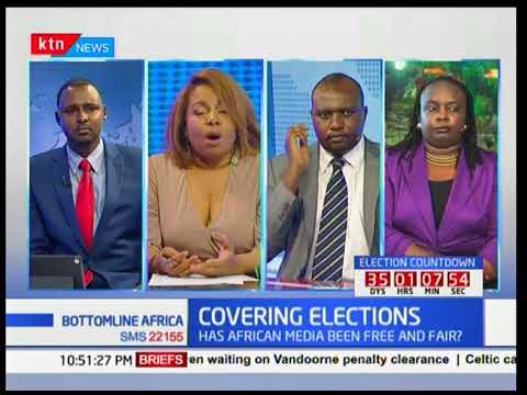 The freedom of African media on coverage of elections: Bottomline Africa
