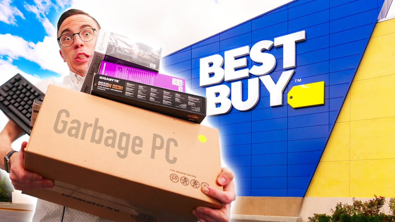Download Building a Gaming PC...at Best Buy??