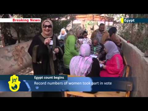 Egyptian Constitution Referendum: Vote count begins as polling stations close across Egypt