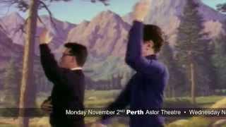 They Might Be Giants Australian Tour 2015 Tour Promo | Metropolis Touring