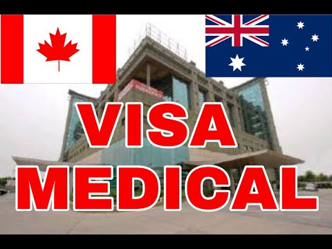 VISA MEDICAL FOR CANADA - What Happens????
