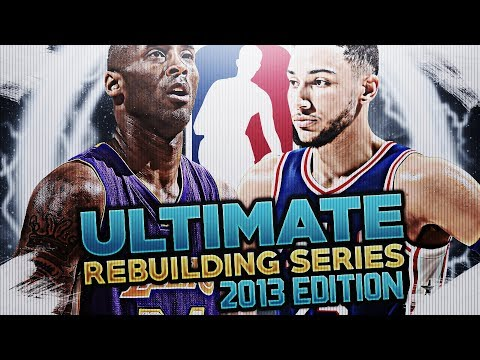 """KOBE'S LAST RUN"" ULTIMATE REBUILDING SERIES #3 - NBA 2K18"