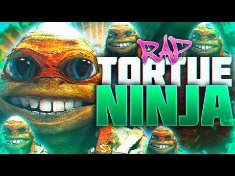 RAP -  TORTUE NINJA -  ALBUM TOP 1 OU RIEN [ CLIP OFFICIEL ]