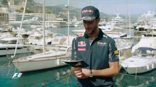 Daniel Ricciardo - funny moments
