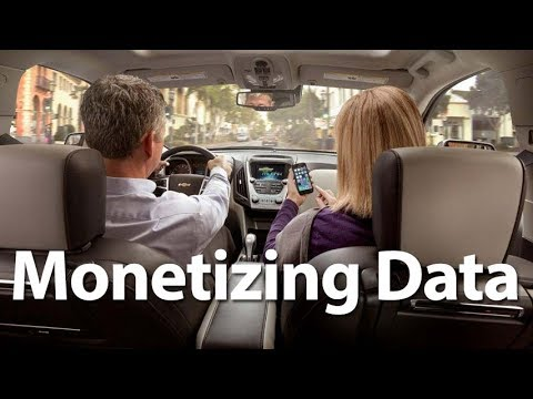 Monetizing Data - Autoline This Week 2124