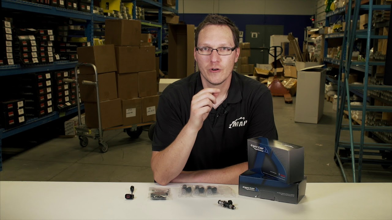 Injector Dynamics New 1050x vs ID1000 Fuel Injectors & E85