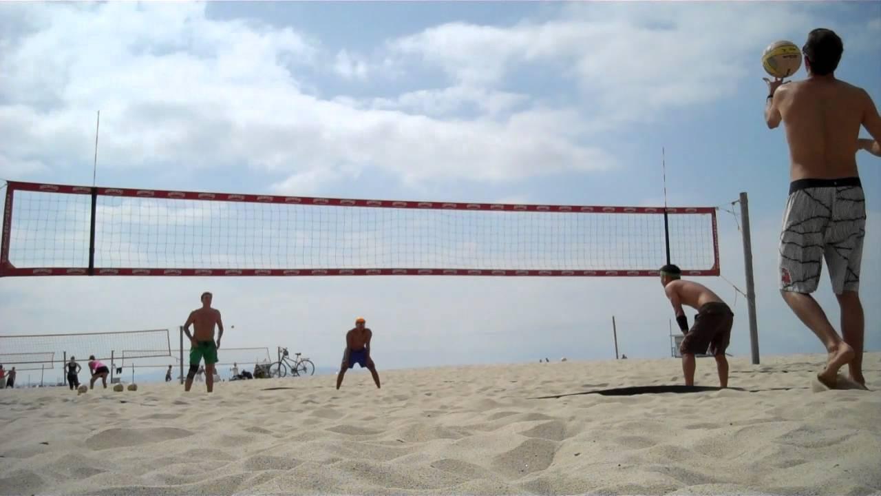 Santa Monica Beach Volleyball 9 13 11 1