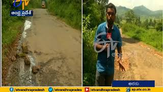 Exclusive Detailed ETV Ground Report | Maoist Attack Spot | Dumbriguda