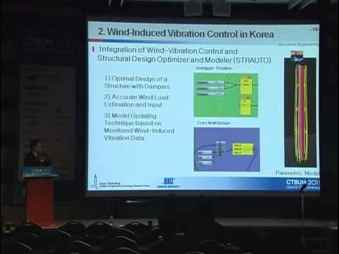 "CTBUH 2011 Seoul Conference - Lan Chung, ""Development of an Active Mass-"""