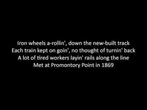 Iron Wheels a Rollin' Lyrics