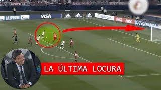 Asi fue la última locura del Pity Martinez con la camiseta de River Plate