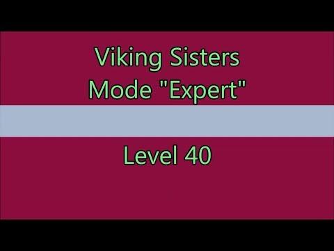 Viking Sisters Level 40 |