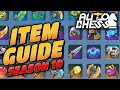 Gambar cover UPDATED Item Guide for Auto Chess Season 10! | Auto Chess Mobile, PC, PS4 | Zath Auto Chess 224