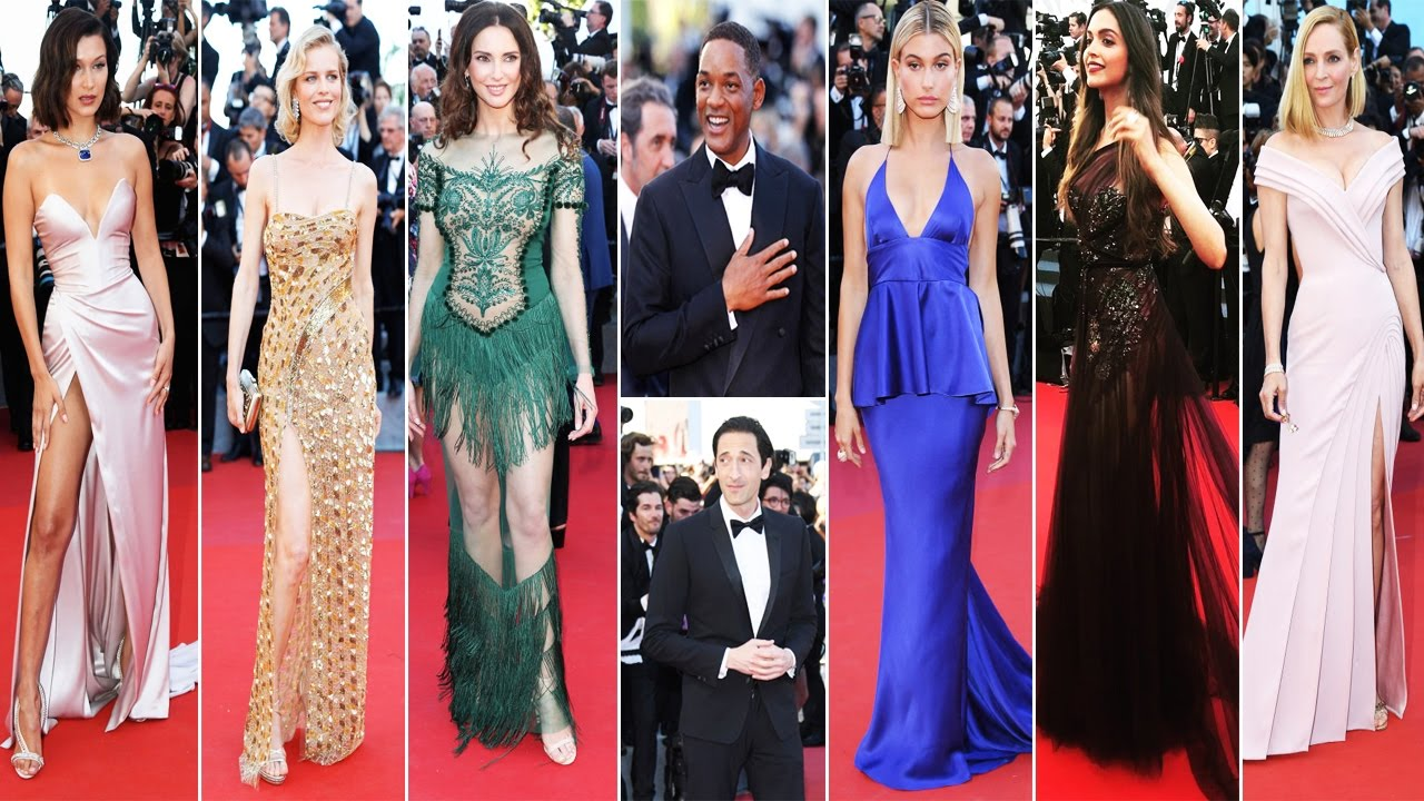 red carpet look alike gowns
