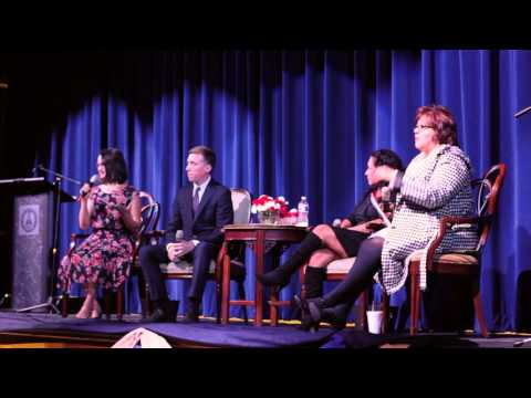 From the West Side to the West Wing - Panel Discussion on Im