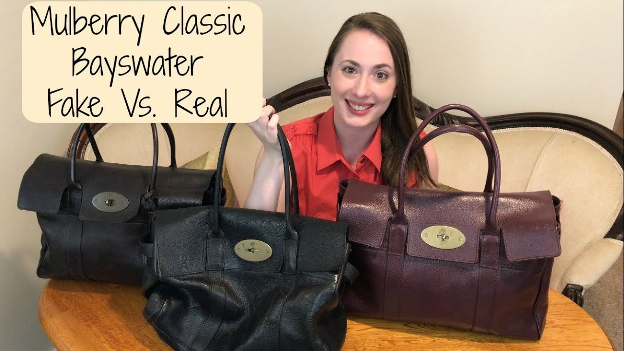 f06d70b033f Mulberry Classic Bayswater  Real vs. Fake   How to Authenticate   Heritage