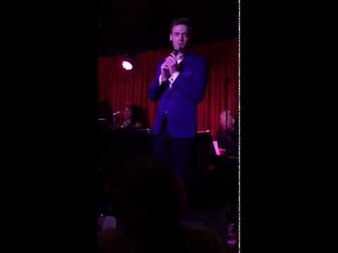 Erich Bergen  Cry for me & Can't take my eyes off you