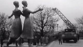 Bratislava - Súsošia Na Slavíne (1963)