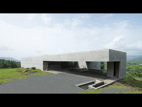 Weekend House in Alibaug by SPASM Design