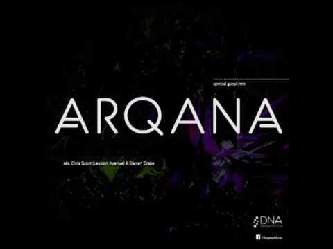 Arqana  DNA RadioFM GuestMix Feb 2016
