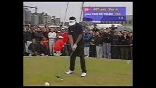 1999 British Open - Jean Van de Velde and the 18th Hole - BBC