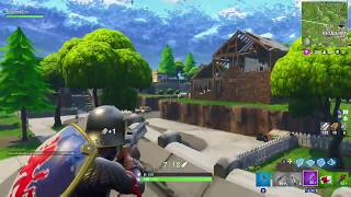 Headshot Kill With The Hand Cannon In FORTNITE BATTLE ROYALE! - Clip18