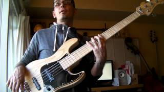 Bass Soloing: A key formula for developing solos.