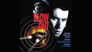 Blow Out (1981) Original Motion Picture Soundtrack by Pino Donaggio