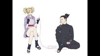 [SHIKAMARU & TEMARI] - Я всегда буду с тобой ... ( Заказ )
