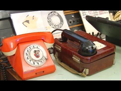 История создания телефона