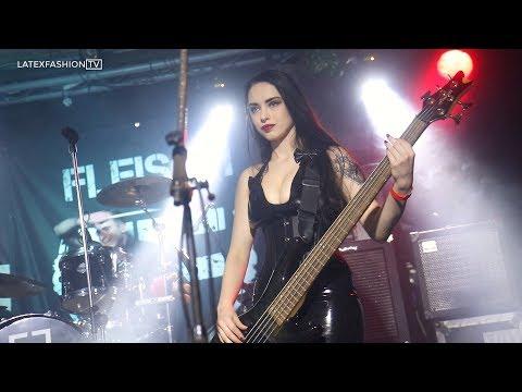 Ruby Alexia Fleisch Band Interview Industrialmetal