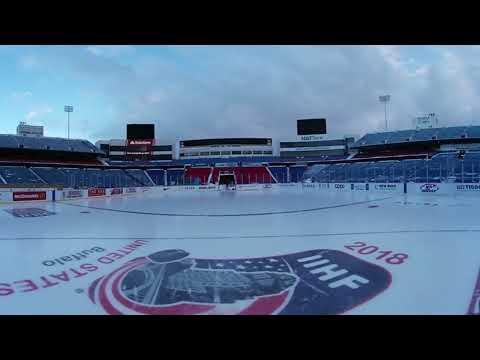 Centre Ice on New Era Field 360°