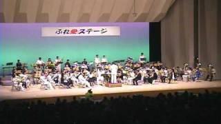 平成20年12月6日 愛知県警「ふれ愛ステージ」 警察音楽隊と市民演...