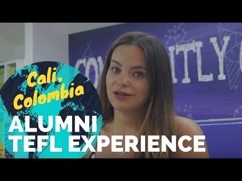 Alumni TEFL Experience - Cali, Colombia