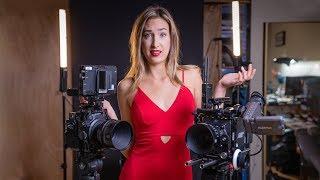 Canon C200 Vs Arri Alexa Mini / $7,500 Camera vs $75,000 Camera!