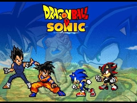 Dragon Ball V Sonic