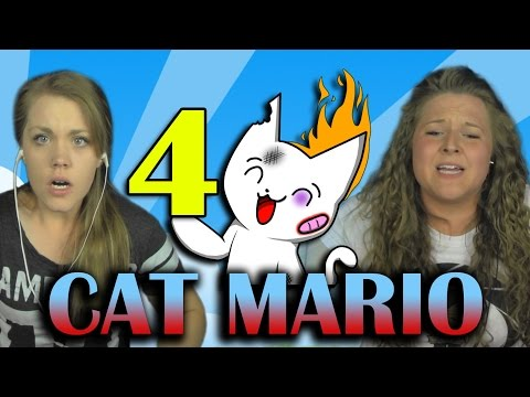 THE RAGE IS REAL   Cat Mario   4