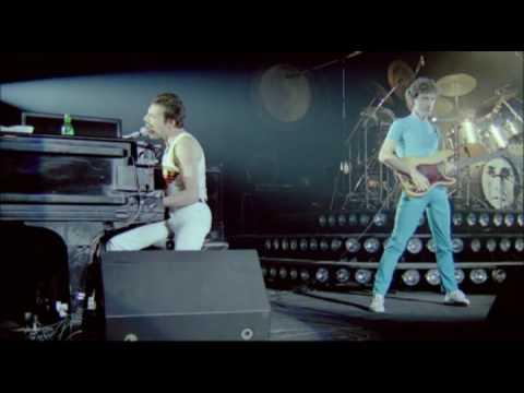 Get Down Make Love, Queen Rock Montreal 1981