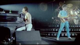 Get Down Make Love, Queen (Rock Montreal 1981)