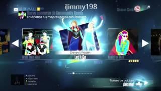 Just Dance 2015 - Xbox ONE   Menu + All Songs + Extras + World Dancefloor [NTSC] HD