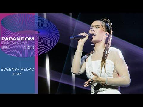 "Evgenya Redko – ""Far"" | Pabandom iš naujo! 2020"