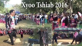 Hmong New Year 2016 Thailand