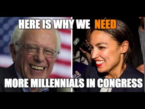 Why We Need More Millennials In Congress