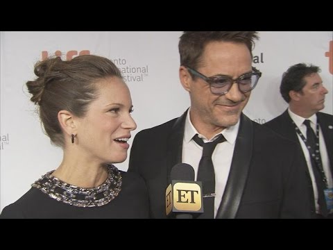 Robert Downey Jr. and Wife Susan Downey Talk Playdates with Scarlett Johansson's New Baby!