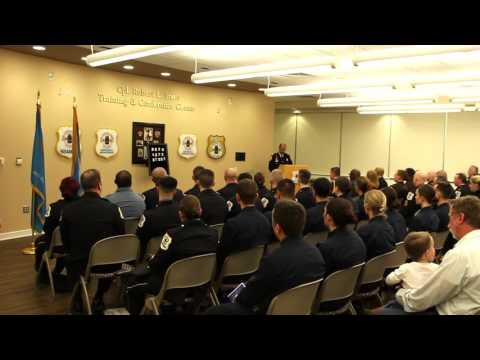 2016 Paramedic Graduation and Appointment Ceremony